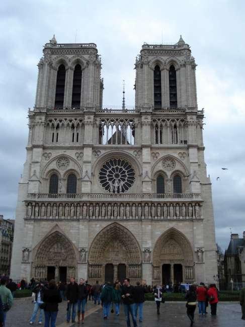 monuments a paris